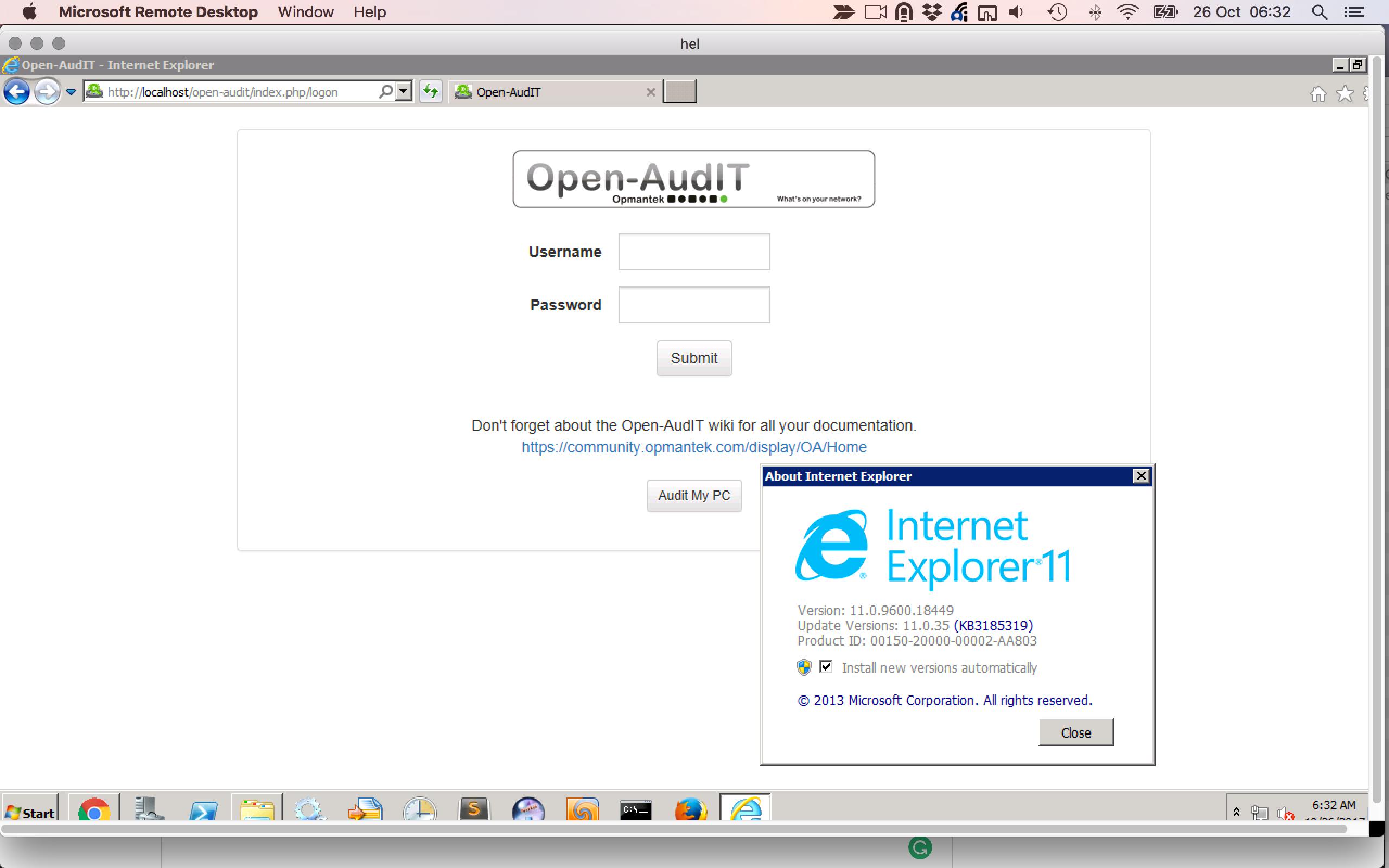 json internet explorer? - Opmantek Community WIKI