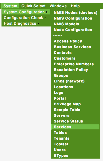 Managing Servers and Services with NMIS8 - NMIS - Opmantek